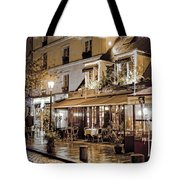 Latin Quarter In Copper Tote Bag