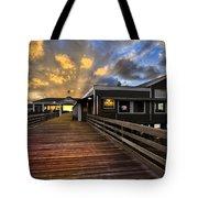 Latitude 31 Tote Bag