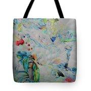 Latoya Tutti Frutti Tote Bag