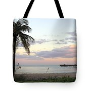 Lauderdale By The Sea Florida Sunset Tote Bag
