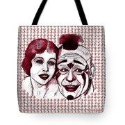 Laugh Clown Laugh Tote Bag