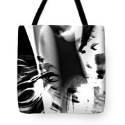 Laugher Inside Cries  Tote Bag