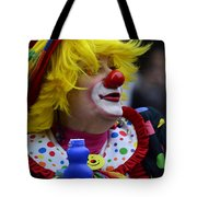 Laughter Bubbles  Tote Bag