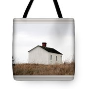 Laundress House At American Camp Tote Bag
