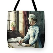 Laundry Maid Tote Bag by English School
