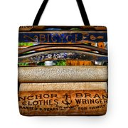 Laundry The Clothes Wringer Tote Bag