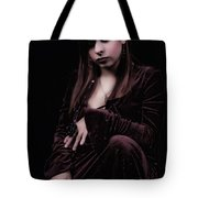 Laura Witch Tote Bag