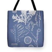 Laurencia Concinna And Hypnea Musciformis Tote Bag