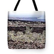Lava Landscaped Tote Bag