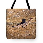 Lava Lizard Tote Bag