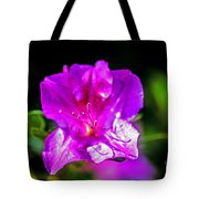 Lavendar Beauty Tote Bag