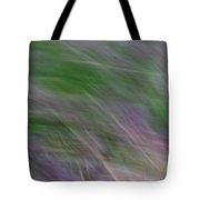 Lavendar Fields Tote Bag