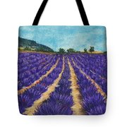 Lavender Afternoon Tote Bag