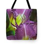 Lavender Beauties Tote Bag