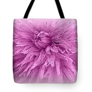Lavender Beauty Tote Bag