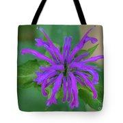 Lavender Bloom Tote Bag
