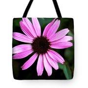 Lavender Daisy Tote Bag