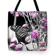 Lavender Flowers Tote Bag