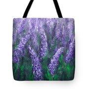 Lavender Garden II Tote Bag