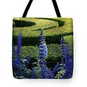Lavender Maze Tote Bag