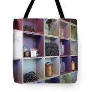 Lavender Museum Shop Tote Bag