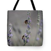 Lavender Rest Stop Tote Bag