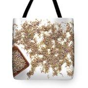 Lavender Seeds Tote Bag
