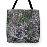 Lavender Silver Lining Tote Bag