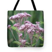 Lavender Wildflower Tote Bag