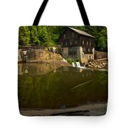Lawrence County Grist Mill Tote Bag