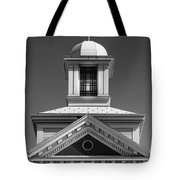 Lawrence Hall At Saint Cloud State University Tote Bag