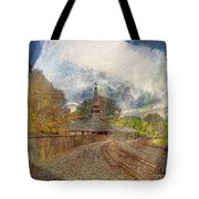 Lawrence Union Pacific Depot Tote Bag