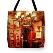 Lawyer - In The Library Tote Bag
