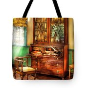 Lawyer - The Lawyers Study Tote Bag