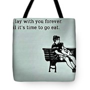 Lay Together Tote Bag