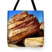 Layered Broome Rock Tote Bag