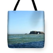 Layers Of Blue Tote Bag