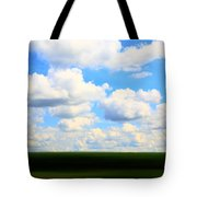 Layers Of Summer In Ohio Tote Bag