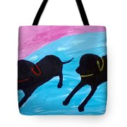 Lazy Boy Tote Bag
