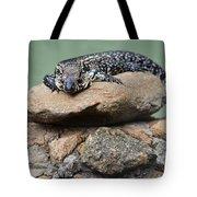 Lazy Lizard 2 Tote Bag