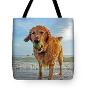 Lazy Summer Days At The Beach Tote Bag by Nishanth Gopinathan