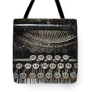 L.c. Smith Tote Bag