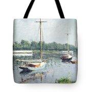 Le Bassin D'argenteuil Tote Bag