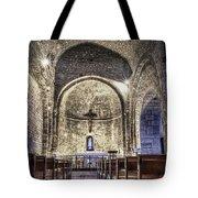 Le Castellet Medieval Church Tote Bag