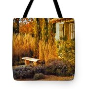 Lazy Afternoon Sun Tote Bag