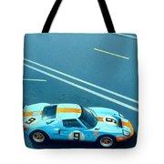 Le Mans 68 Tote Bag