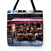 Le Marmiton De Lutece Paris France Tote Bag