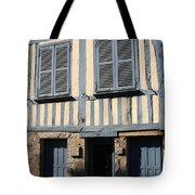 Le Mason Bleue Tote Bag