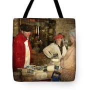 Le Mercant De Fromage Revel France Img7482 Tote Bag