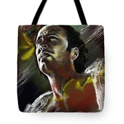 Le Messager Tote Bag